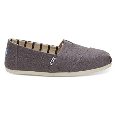 TOMS Shade Heritage Canvas Men's Classic Alpargata 10012622 | Loafers & Slip-Ons