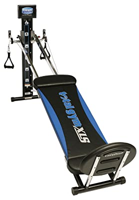 Total Gym XLS - Universal Home Gym for Total Body Workout