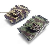 Tanque Juguete Regalos Modelo Colección Tated Soldados Ejército