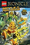 Battle of the Mask Makers: Graphic Novel Book 2 (LEGO Bionicle)