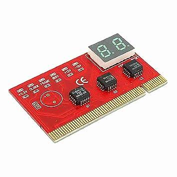 Miki y CO PC Placa base tarjeta de diagnóstico Analizador Sonda de ...