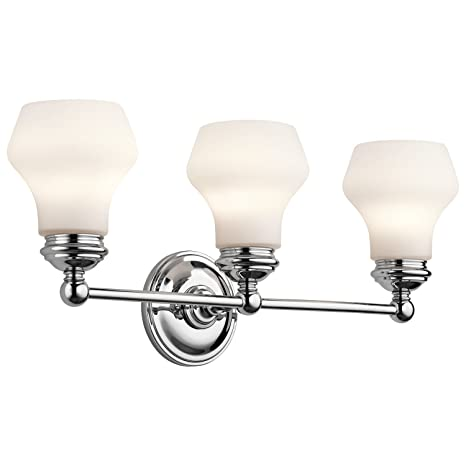 Chrome Currituck 4848in Wide 48Bulb Bathroom Lighting Fixture Classy Chrome Bathroom Lighting Fixtures