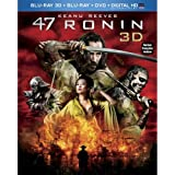 47 Ronin 3D (Blu-ray 3D / Blu-ray / DVD) (Blu-ray)