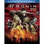 47 Ronin [Blu-ray 3D + Blu-ray + DVD...