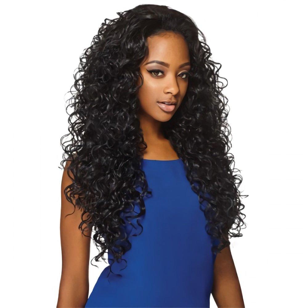 Amazon.com   Outre Synthetic Hair Half Wig Quick Weave Batik ... f6dc57d6c