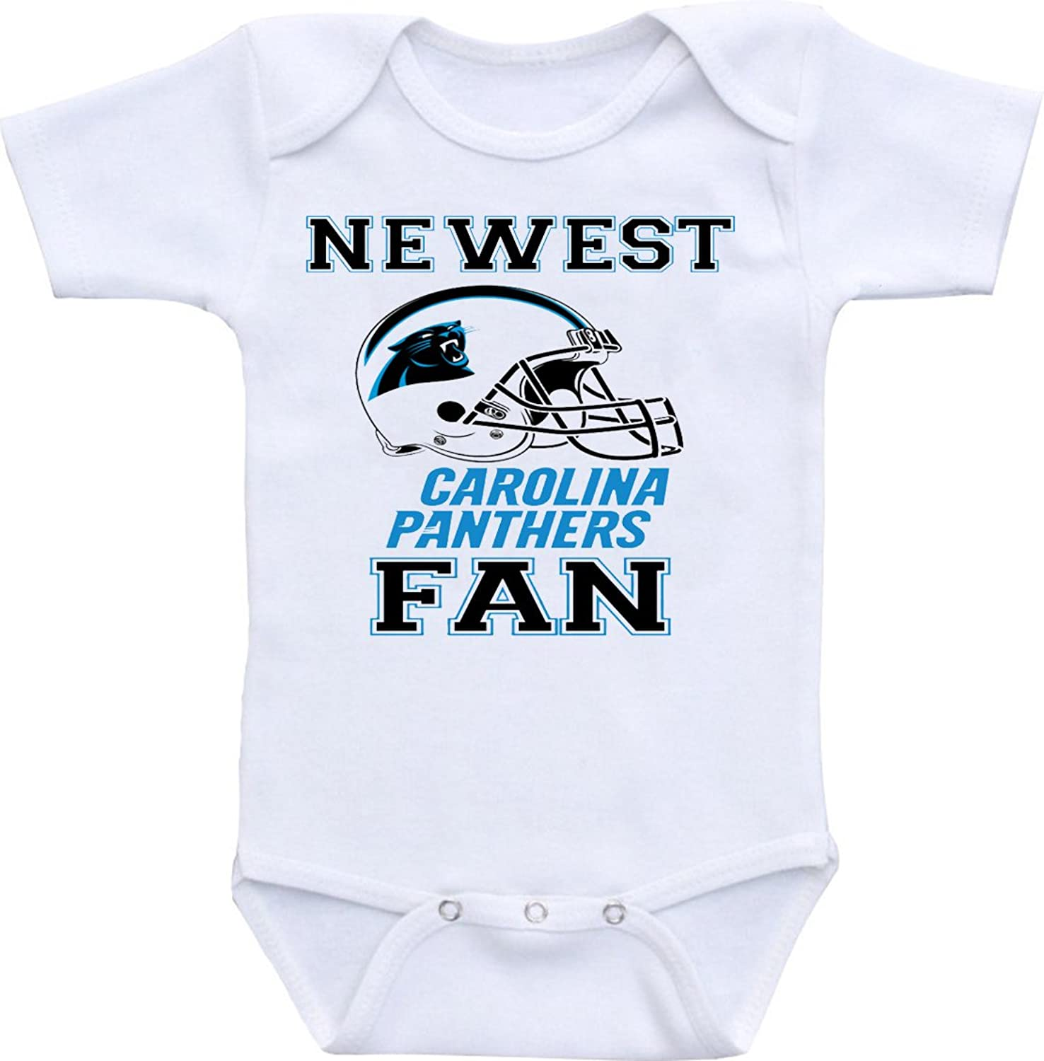 Amazon Manta Uni Newest Panther Fan Funny Baby Shower esie