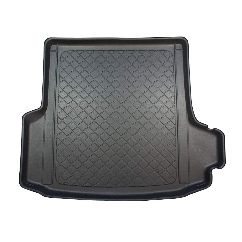 5885 Tailored Trunk Mat with Antislip cod MTM Boot Liner Serie 3 F34 Grand Turismo from 06.2013-