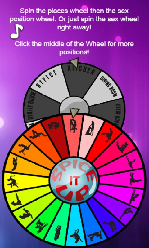 Spice It Up! The Sex Position Wheel: Amazon.es: Appstore para Android