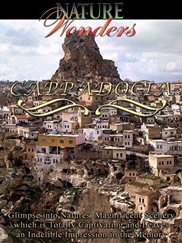 Ankara Turkey - Nature Wonders - Cappadocia - Turkey