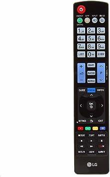 LG AKB73755460 Control Remoto para LCD LED 3D HD Smart TVS: Amazon.es: Electrónica