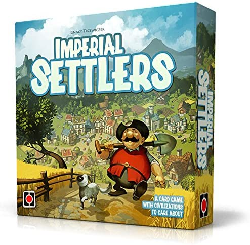 Wydawnictwo Portal Imperial Settlers [Importación inglesa]: Amazon ...