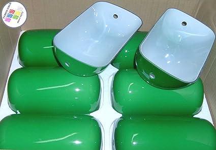 Lampada Ufficio Verde : Vetro verde ricambio lampada churchill studio scrivania ministero