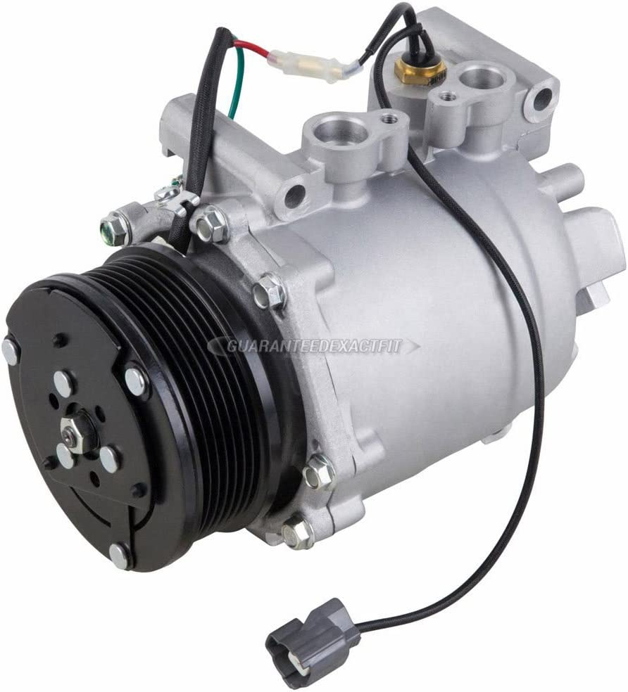 BuyAutoParts 60-00795NA NEW For Honda Accord /& Acura CL AC Compressor /& A//C Clutch