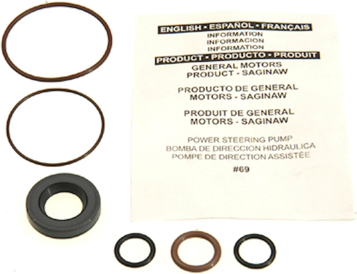 Edelmann 8633 Power Steering Pump Seal Kit