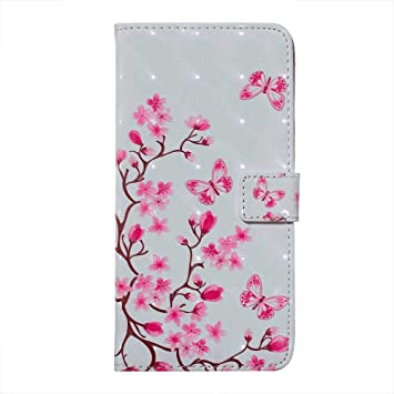Cover for iPhone 7 Leather Mobile Phone case Kickstand Extra-Protective Business Card Holders with Free Waterproof-Bag Judicious iPhone 7 Flip Case