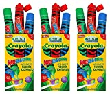 Best Toothpaste For Gums - GUM Crayola Squeeze-A-Color Toothpaste, 3 Tubes Review