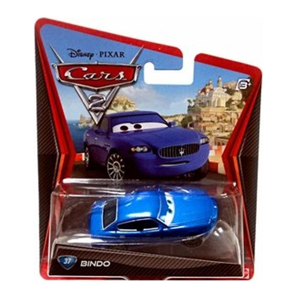 Disney Pixar Cars 2 Movie Series Mattel 1 55 Scale Die Cast Car