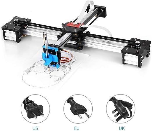 DONOTTAG. Metálica Dibujo del Robot Escritorio del Kit ...