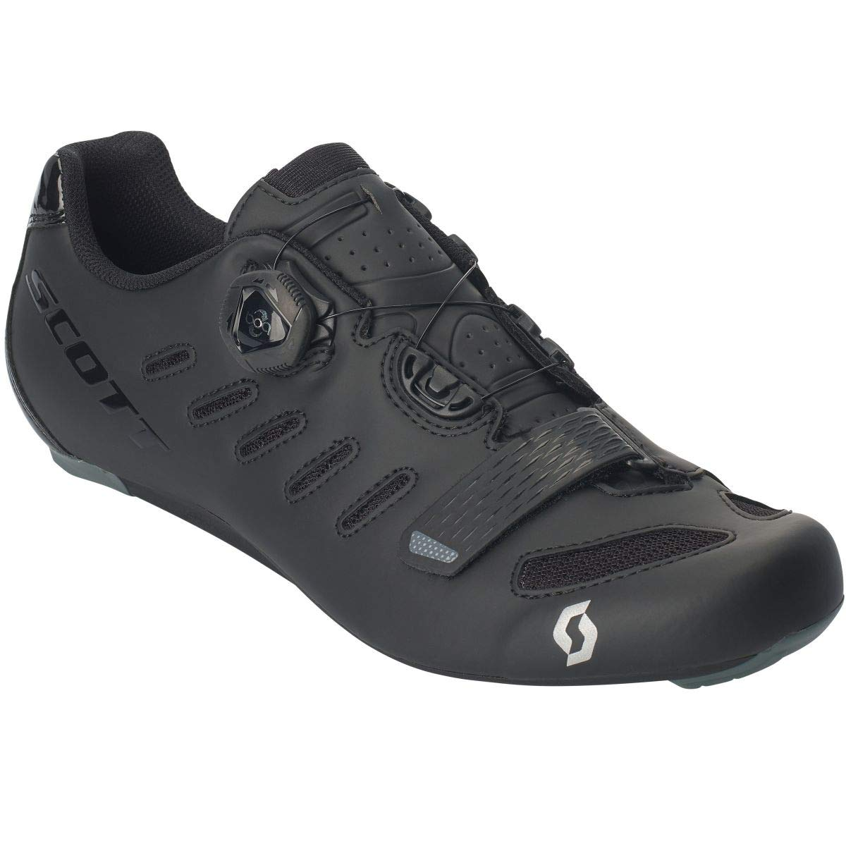 Scott Road Team Boa 2019 Road Bike Shoes Black