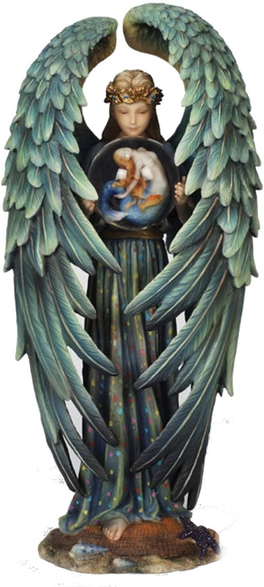 Sheila Wolk Kindred Spirit Angel Figurine 2009 Retired