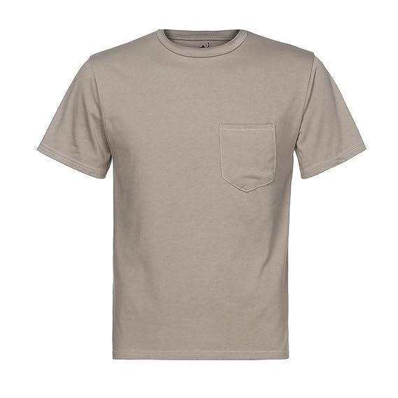 Camiseta de Manga Larga con Cuello en V de Manga Corta con Cuello en V para