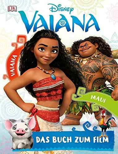 Disney Vaiana: Das Buch zum Film Gebundenes Buch – 28. Oktober 2016 Dorling Kindersley 3831031118 empfohlenes Alter: ab 5 Jahre Film / Kinderliteratur