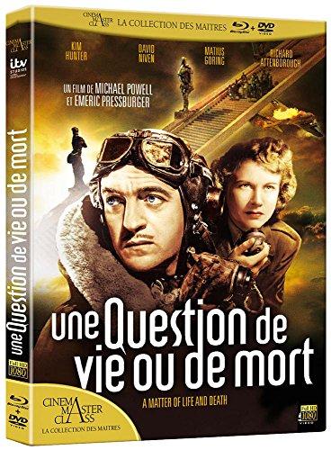 A Matter of Life and Death (Une Question de vie ou de mort) [Blu-Ray Region A/B/C Import - France]