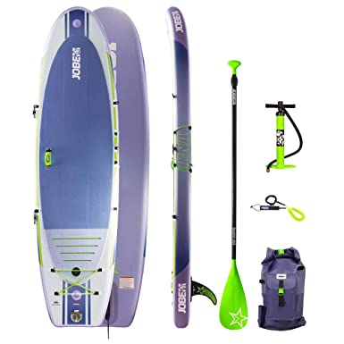 Jobe Lena 10.6 - Tabla de Surf Hinchable (Talla única): Amazon.es ...