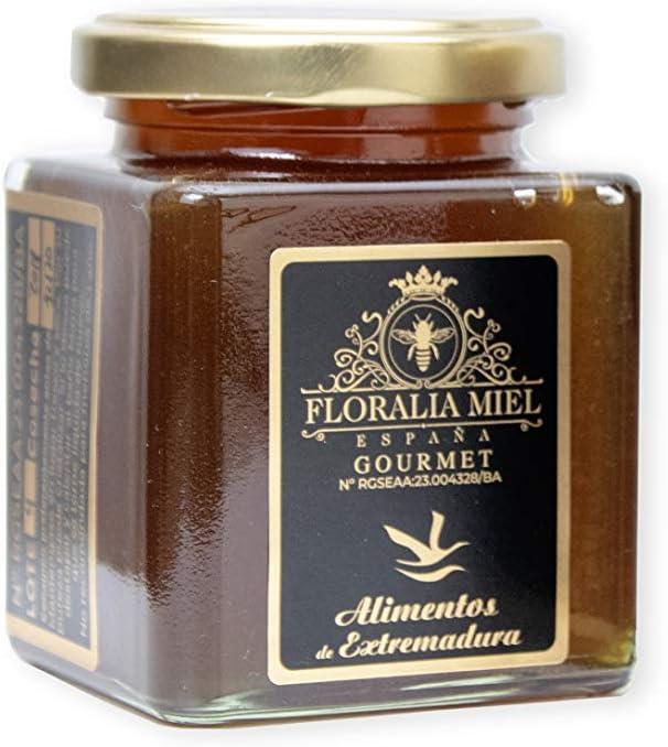 Miel Cruda de Flores Gourmet. 300gr. Floralia Miel. España ...