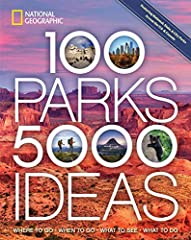Filled with helpful travel tips and beautiful National Geographic photography, this expert guide showcases the best experiences in the top national, state, and city parks throughout North America.In the sequel to the best-selling 50 States, 5...