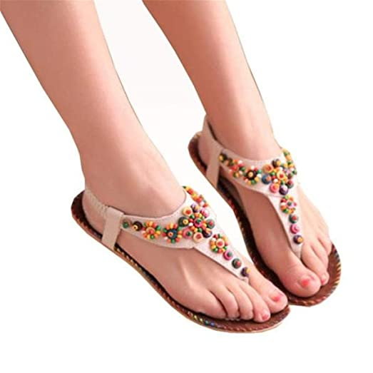 Women's Fashion Sandals Bohemia Flavor Women Beach Shoes