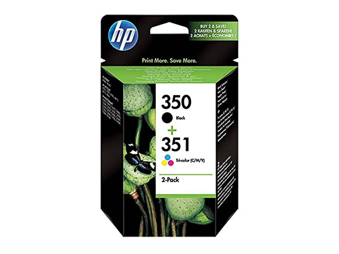 HP - Hewlett Packard OfficeJet J 6413 (350 + 351/SD 412 EE ...