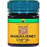 Manuka Honey Active UMF 20 MGO 901 Raw Unpasteurized Certified East Cape Te Araroa New Zealand