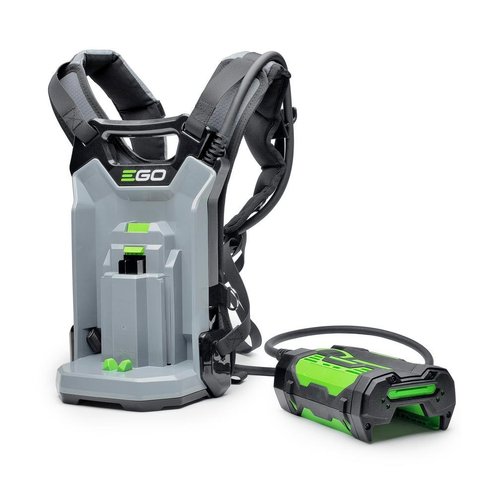 EGO 56-Volt Power and Back Pack Link ( battery and charger NOT included)