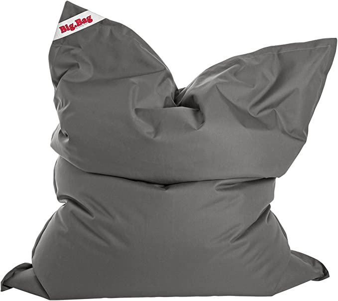 Sitting Point Only By Magma Sitzsack Brava Big Bag 130x170cm Anthrazit