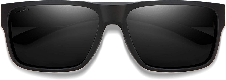 Smith Soundtrack Polarized Sunglasses Matte Black