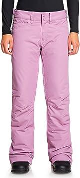 Roxy Backyard Pantalones Para Nieve Para Mujer Roxy Amazon Es Ropa Y Accesorios