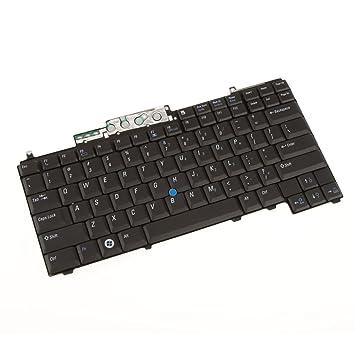 Teclado de Ordenador Portátil Para Dell Latitude D630 D830 Precision DR160 0DR160 Negro US: Amazon.es: Electrónica