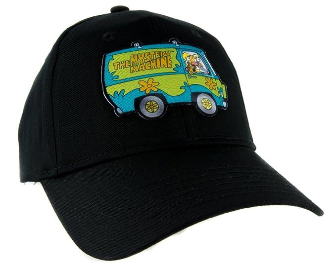 23a0234f4fd Amazon.com  Scooby-Doo Mystery Machine Hat Baseball Cap Hanna ...