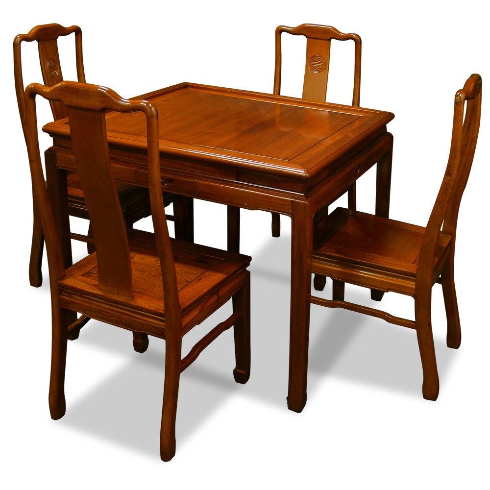 Amazon China Furniture line Rosewood Ma Jon Table Hand