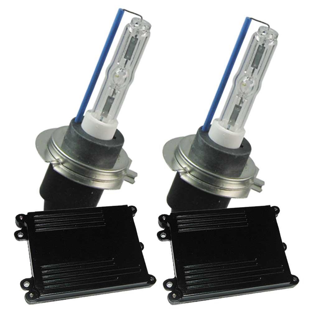 YouCM Audi A8 H16~ 4EB Hiビーム H7C RSバルブ 光量UP HID 低電圧起動キット 4300K B00KVZKDT2