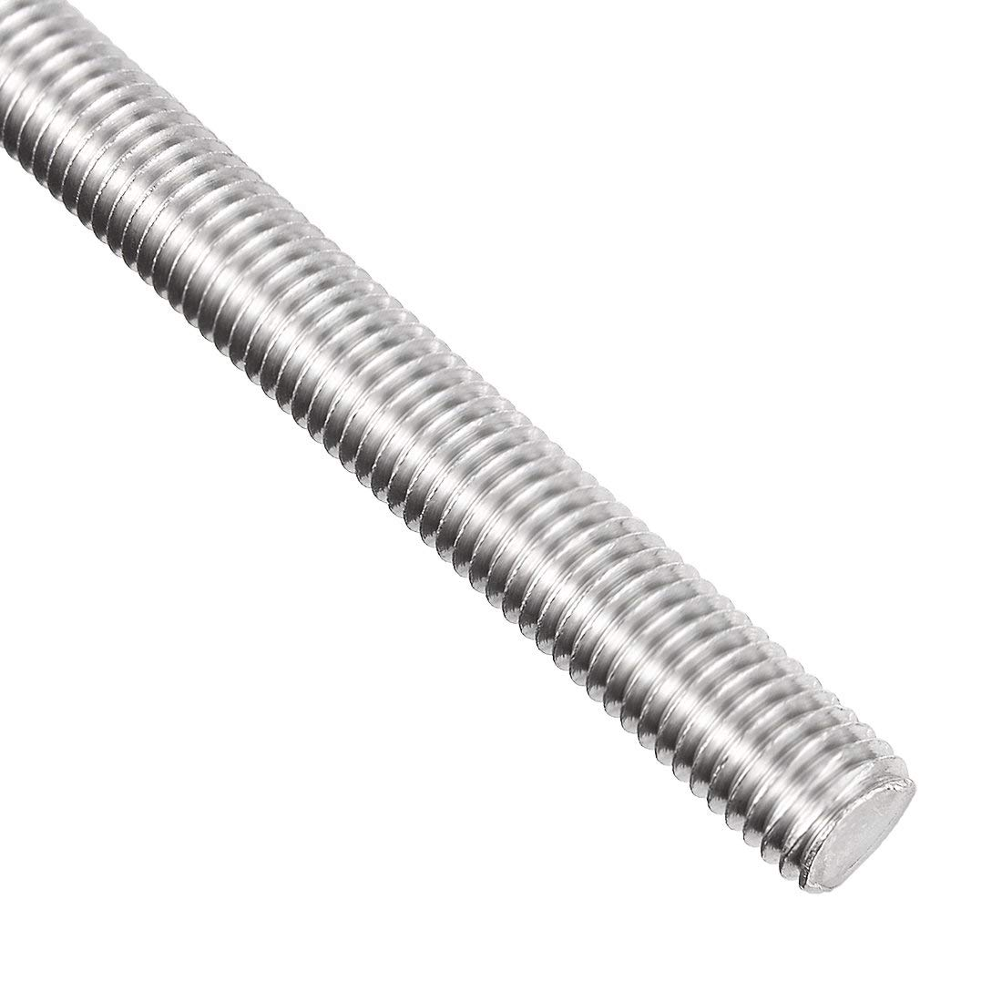ZCHXD M10 Fully Threaded Rod, 304 Stainless Steel, 250mm ...