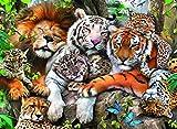 Ravensburger Big Cat Nap XXL 200pc Jigsaw Puzzle