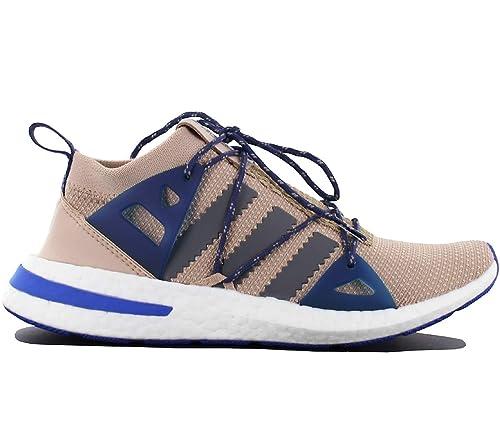 more photos 954a7 3e7d8 adidas Originals Arkyn W, Ash Pearl-Grey Five-Noble Indigo Amazon.es  Zapatos y complementos