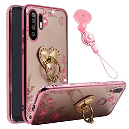 Amazon.com: BestAlice para Huawei P30 Pro Funda, Slim Fit ...
