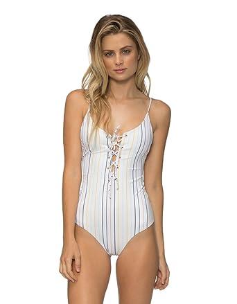 289378227b18c Amazon.com  Tavik Women s Monahan One Piece - Print  Clothing