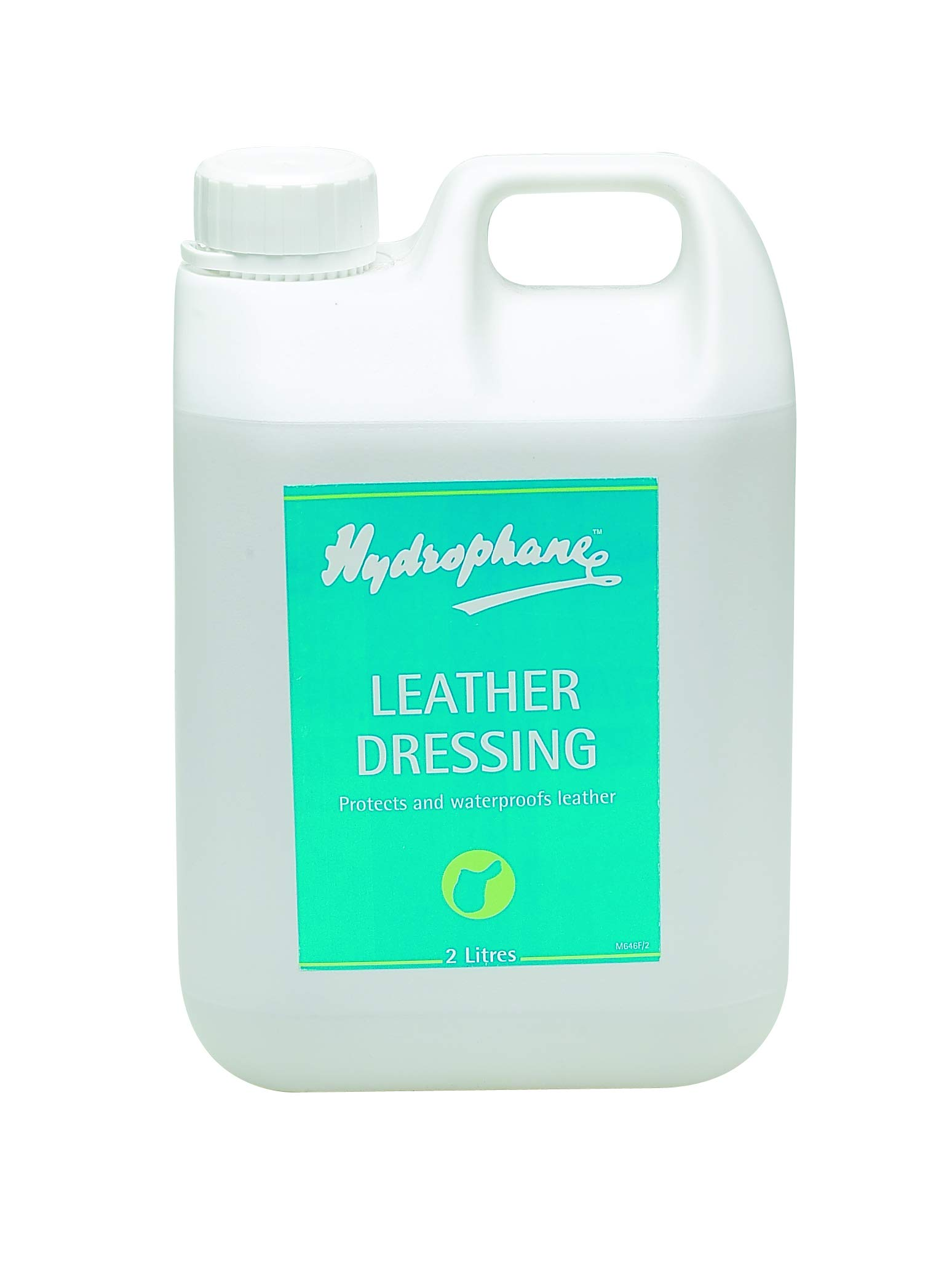 Leather Dressing, Hydrophane, Horse Leather Care, 2.0L