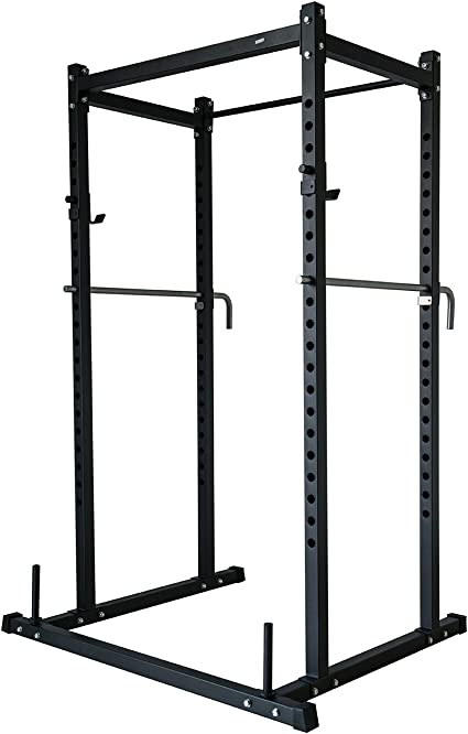Fitness Deep Squat Rack Series Short Power Rack Squat Deadlift Cage Pull Up