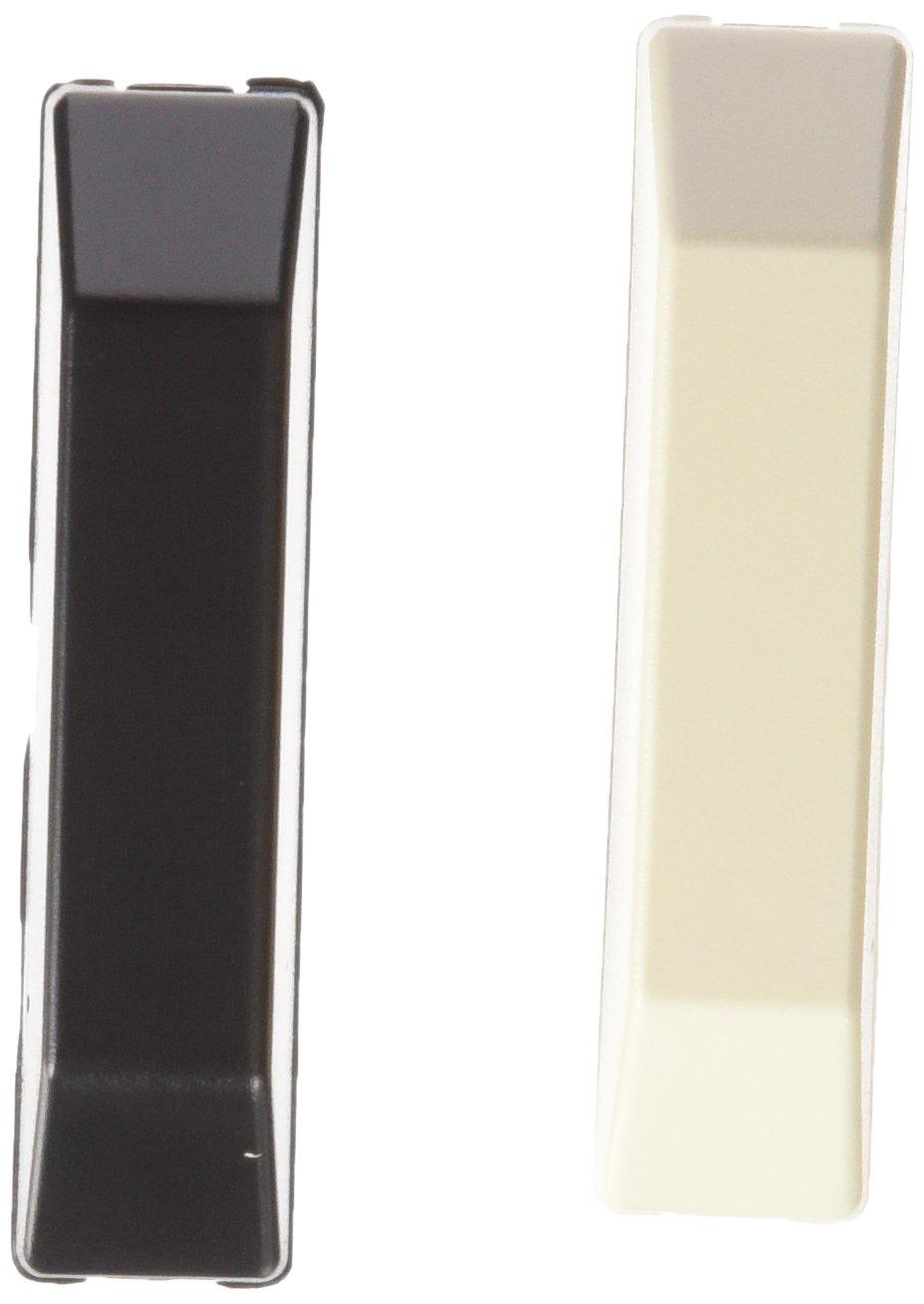 Kwikee 905326000 Black Large Rectangular Magnetic Door Switch