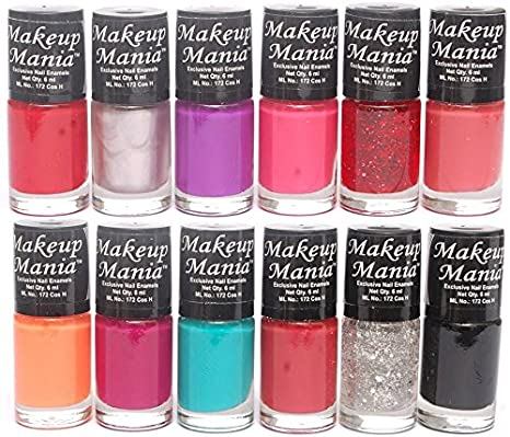 81d8400c0 Buy Makeup Mania Nail Polish Set